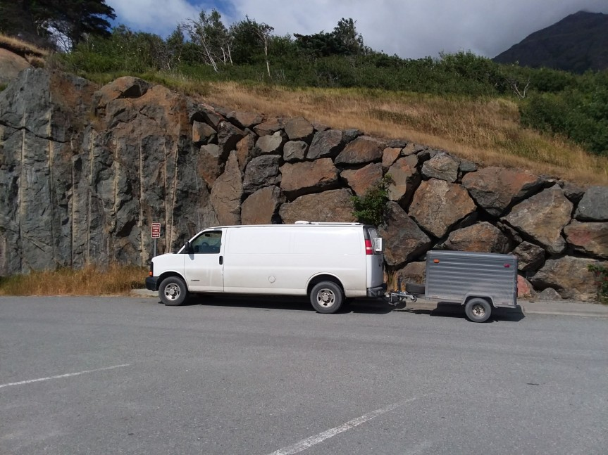How to get a van ready for a roadtrip
